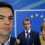 Macron, Merkel e Tsipras: il buono, il brutto e il cattivo