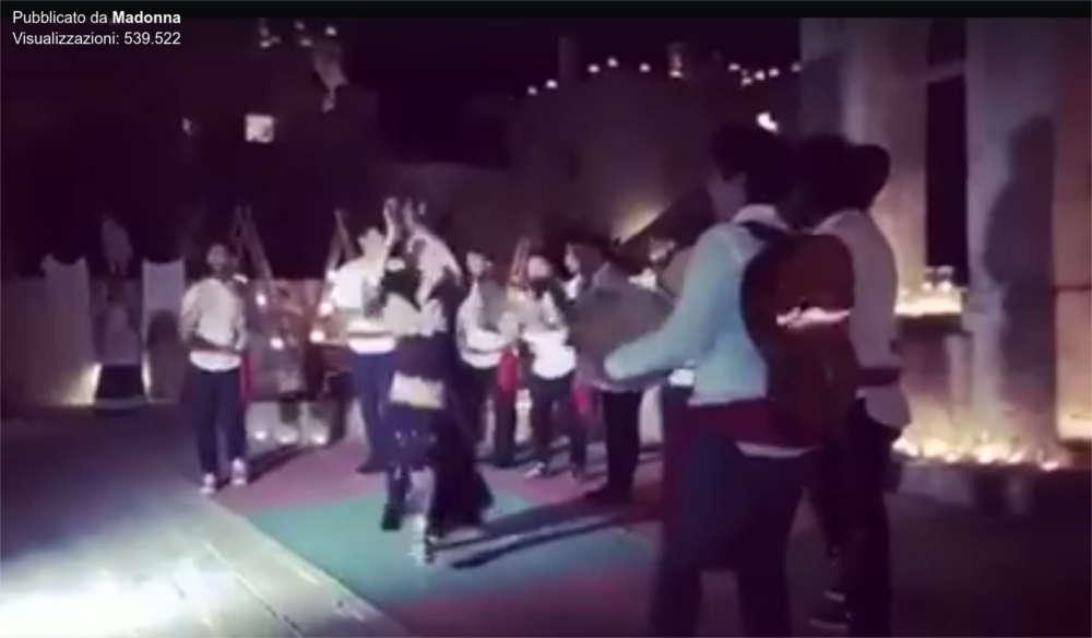 madonna pizzica puglia 2017