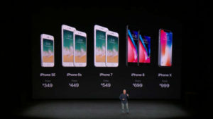 iPhone X e le nuove frontiere del controllo sociale