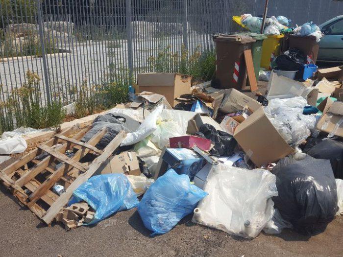 immondizia spazzatura