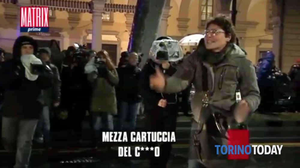 Lavinia Flavia Cassaro poliziotti torino
