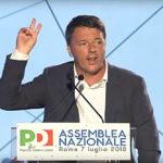 Assemblea PD. Renzi e l'egemonia che si perde in 2 mesi.