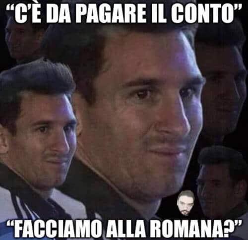 meme alla romana flat tax