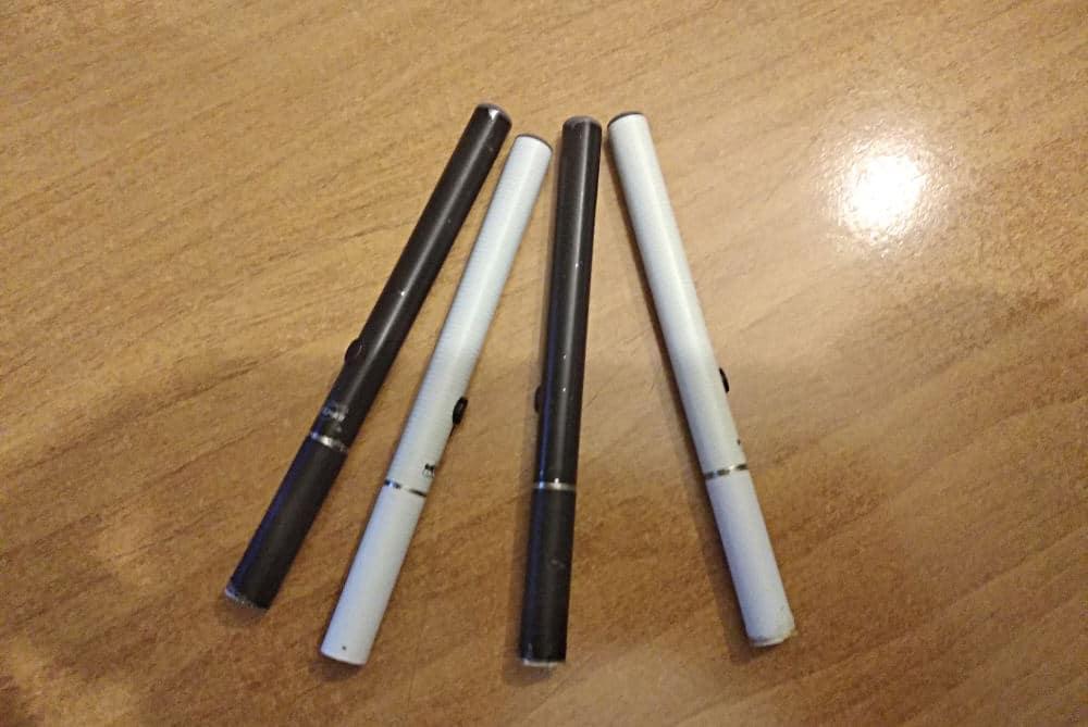 sigaretta elettronica con cartomizzatore