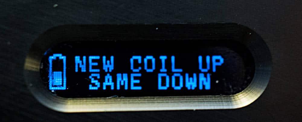 sigaretta elettronica new coil same coil