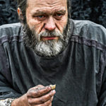 povero umiltà