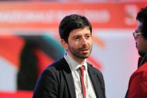 Roberto Speranza ministro salute coronavirus