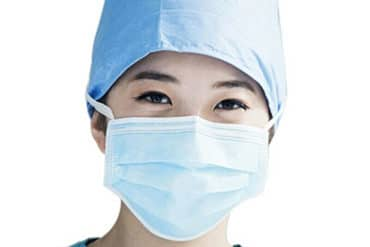 mascherina ospedale coronavirus