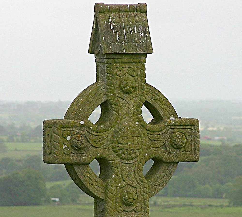 croce celtica san patrizio
