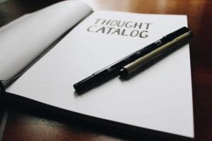 Hai mai provato a tenere un diario?
