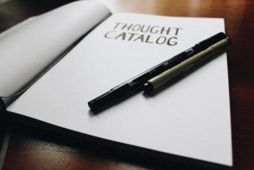 diario pensiero scritto