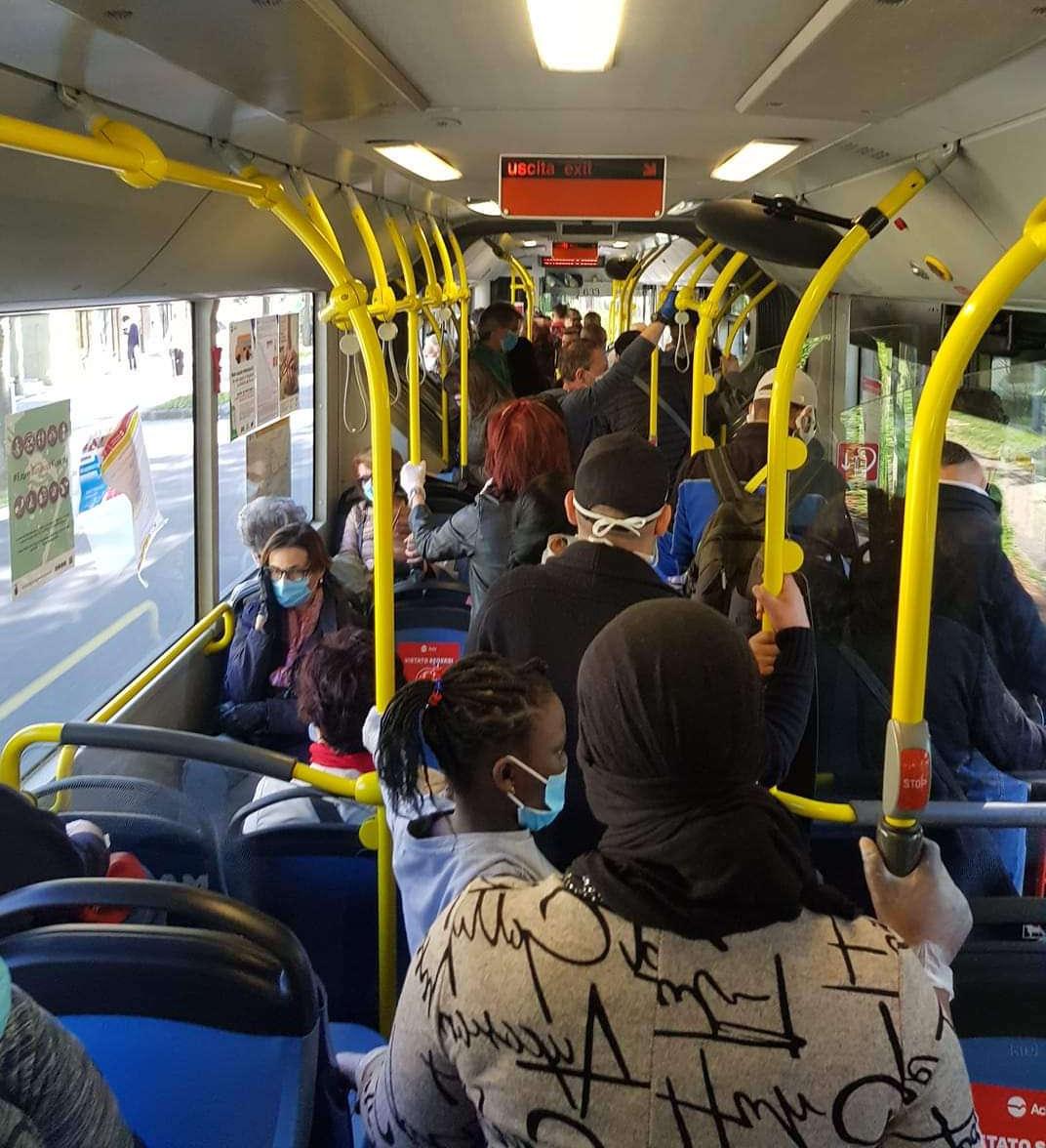 fase 2 trasporto pubblico venezia piazzale roma