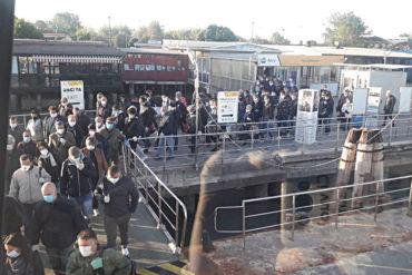 fase 2 trasporto pubblico venezia