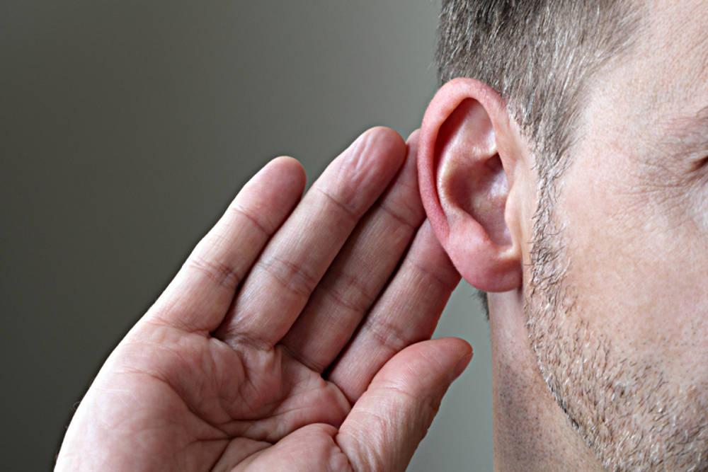 udito scarso