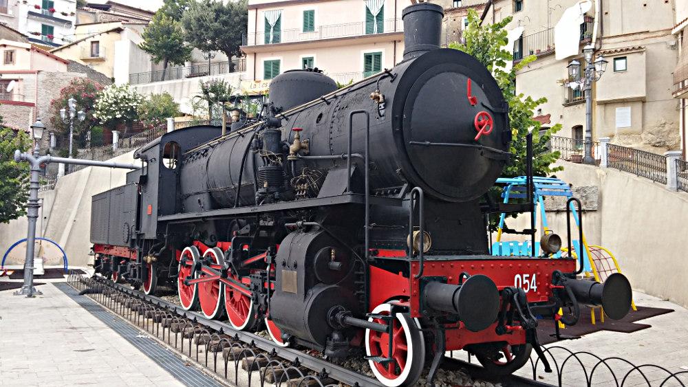 La locomotiva di Bova