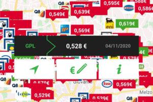 Ecomotori, un'App indispensabile per chi va a GPL e Metano