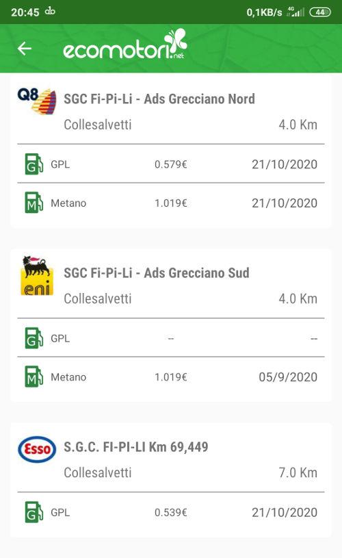 ecomotori screenshot 2