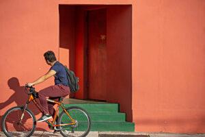 I mille vantaggi di andare in bicicletta