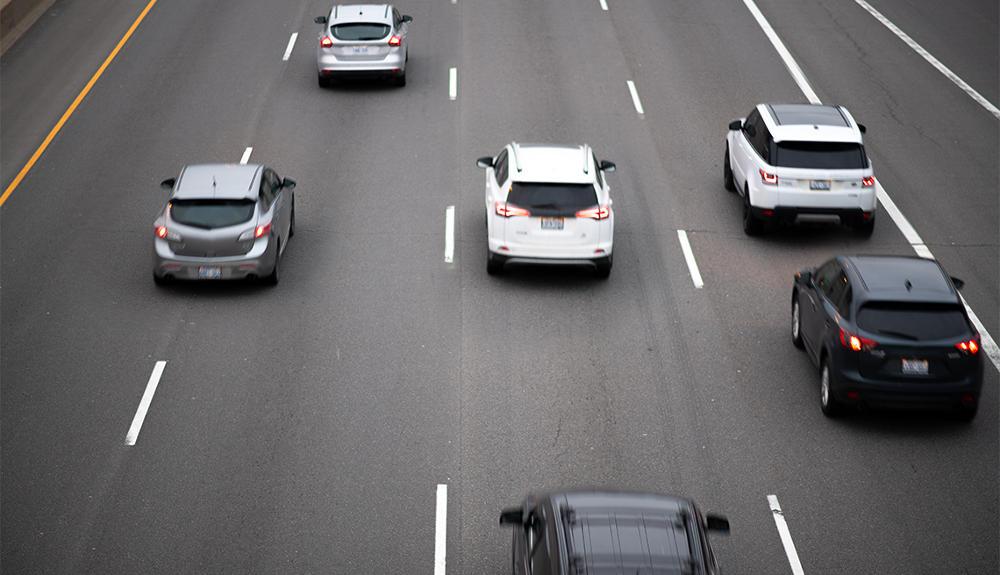 cambiare l'auto, l'uso in autostrada